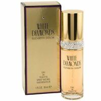 White Diamonds Perfume by Elizabeth Taylor 1 oz Eau De Toilette Spray Women
