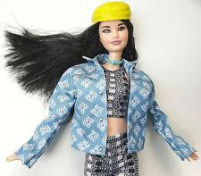Barbie Mattel made to move BMR1959 Fashionistas Nr.71 Hybrid Doll a.Konvult Samm