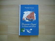 Braune Segel in Sonne und Wind von Rudolf Kinau vom Baken Verlag