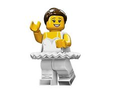 Series 15 n-10 Ballerina 71011 LEGO,bailarina,minifigure,serie