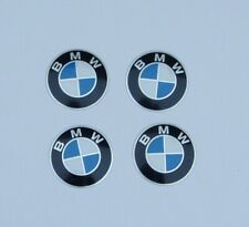 BMW Genuine Wheel Center Caps Badge 45mm Domed 36131181082 Series 2 & 3, 1967-90