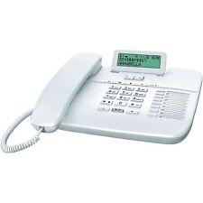 Gigaset DA710 Weiss Festnetz-Telefon # Analog Direktruf, Freisprecheinrichtung