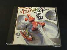 Disney's Magic Artist 3D (Windows/Mac, 2000)