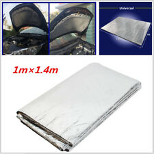 1.4m Car Van Sound Proofing Deadening Heat Shield Insulation Noise Material Mat