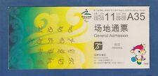 Orig.Ticket  Paralympische Spiele BEIJING 2008 / 11.09. Leichtathletik 10 Finals