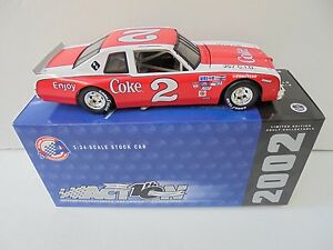 Dale Earnhardt #2 Coke 1980 Pontiac Ventura Action Legendary Stock Car Diecast