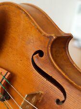 "Very old labelled Vintage violin ""Gajetanus Sgarabotto"" fiddle 小提琴 скрипка Geige"