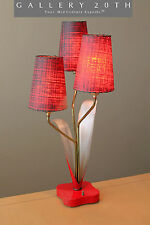 HYPER-RARE! MID CENTURY MODERN MINTY LAUREL LAMP! Eames 40s 50's Vtg Majestic