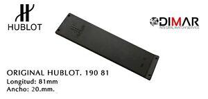 Original 100% Hublot ( Watch Band ) 190 81 - Only Single Strap