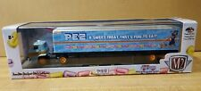 M2 Machines Pez 1969 Dodge L600 &1960 VW Double cab truck 1/64 scale Limited Ed.