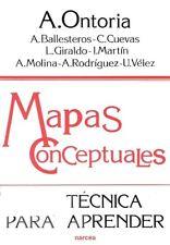 Mapas Conceptuales: Una Tecnica Para Aprender by Ballesteros (Spanish,Paperback)