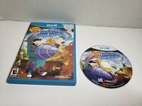 Walt Disney Phineas and Ferb: Quest for Cool Stuff 2013 Nintendo Wii U game!