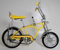 Too Small to Ride: Schwinn Vintage Bicycle Bike 1960s Antique Metal Model
