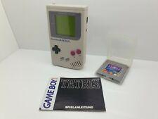 Nintendo GAME BOY CLASSIC DMG-01 + TETRIS TOP ZUSTAND Kult 1989
