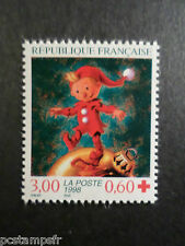 FRANCE 1998, TP 3199 CROIX ROUGE, neuf**, RED CROSS, VF MNH STAMP