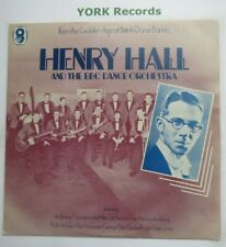 HENRY HALL & THE BBC DANCE ORCHESTRA - Excellent Con LP Record World SH 140