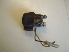 CLASSIC HONDA CB400/4 SUPERSPORT - STARTER SOLENOID & RUBBER HOLDER