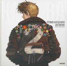 Otomo Katsuhiro Artwork Kaba2 Illustration Collection Fast Shipping Japan Ems