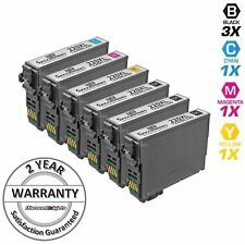 6 Ink Cartridges for Epson 220 XL T220 WorkForce WF-2750 WF-2760 Black & Color