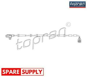SENSOR, WHEEL SPEED FOR FORD SEAT VW TOPRAN 110 491
