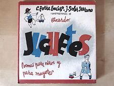 Juguetes,Poemas para Niños y Para Mayores,Ilustrado por Ricardo,Juventud