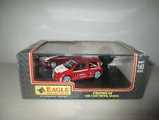 RENAULT SPORT CLIO V6 TROPHY 2000 EAGLE COLLECTIBLES SCALA 1:43