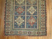 Antique Caucasian Shirvan Kazak Talish Rug Size 3'3''x5'6''