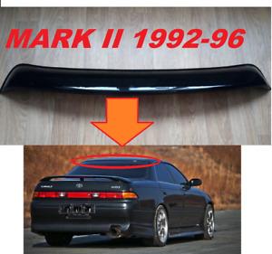 For Toyota Mark II 90 Roof Spoiler Rear Window Wing Deflector Visor 1992-1996MY