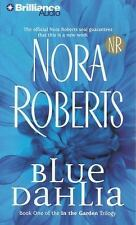 *NEW/Sealed* In the Garden: Blue Dahlia 1 by Nora Roberts (2010, CD, Abridged)