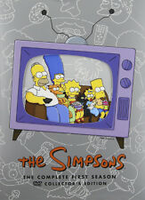 THE SIMPSONS Complete First Season Collector's Edition DVDs (1 1st)