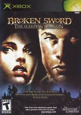Broken Sword: the Sleeping Dragon Xbox New Xbox