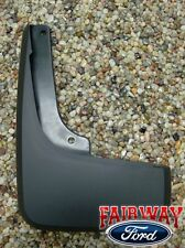 2008 2009 2010 2011 2012 Escape OEM Ford Molded Splash Guards Mud Flaps Set 4pc