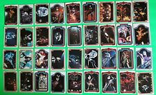 KISS Donruss cards 1978 Near complete set missing 3 cards-3 extra cards 66 total
