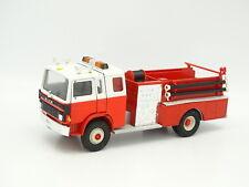 CEF Replex SB 1/43 - Mack 200 Pompiers Blanc et Rouge (b)