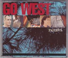 Go West - Faithful - CD (Chrysalis CDGOW9 1992  4 x Track)