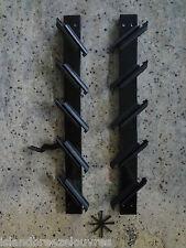 LOUVRE WINDOW GALLERY Black 470mm high
