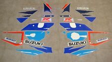 GSX-R 750 SRAD 1997 full decals stickers graphics kit set 97 adhesivos aufkleber