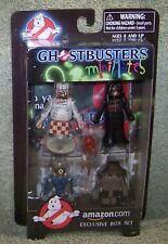 MINIMATES GHOSTBUSTERS  THE VIDEO GAME 4 FIGURE SET AMAZON EXCLUSIVE