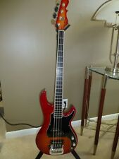 G&L SB-2 Bass Guitar Custom Beautiful 4 String