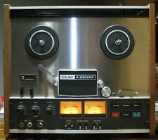 "Teac A-2300SX 5"" and 7"" Reel to Reel Stereo Tape Deck"