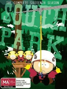 South Park: Season 16 = NEW DVD R4