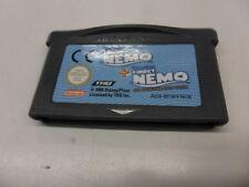 Nintendo GAME BOY ADVANCE 2 Games in 1-trova Nemo Pack