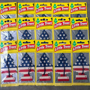 Original Little Trees Vanilla Pride Hanging Air Freshener Home 6-12-24-48-96-144