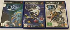 3 x PlayStation Games - Sly 1, 2 & 3, PS2 Bundle