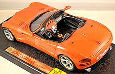 Dodge Copperhead Roadster + Soft Top 1977 Concept Car orange 1:18 Anson