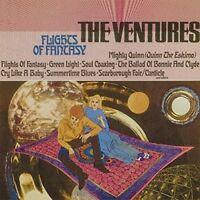 The Ventures - Flights Of Fantasy [New CD] Japanese Mini-Lp Sleeve, SHM CD, Japa
