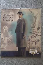 DON BRADMAN - Limited Release - Bradman Centenary Calendar - 1908-2008