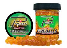NEW! Pautzke Bait Fire Balls Trout Fishing Bait, Brown, 1.65 oz PFBLS/BRNTRT