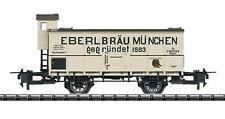 Trix Express 33914 Bierwagen mit Brh. Eberlbräu Clubwagen 2014