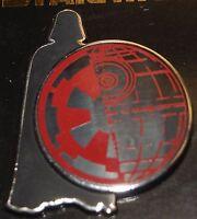 Disney Star Wars Rogue One Darth Vader Death Star Pin